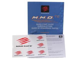Мышь проводная Mad Catz M.M.O.TE Gaming Mouse белый