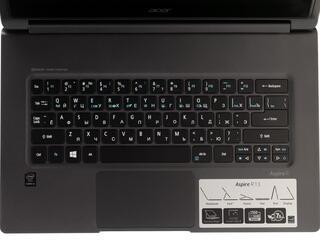 "13.3"" Ноутбук Acer Aspire R 13 R7-371T-506B черный"