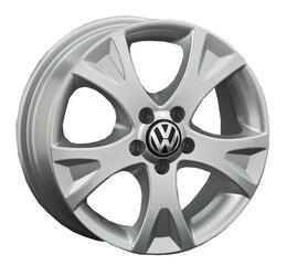 Автомобильный диск литой Replay VV42 6x15 5/100 ET 40 DIA 57,1 Sil