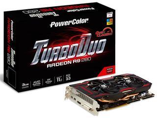 Видеокарта PowerColor AMD Radeon R9 280 [3GBD5-T2DHE/OC]