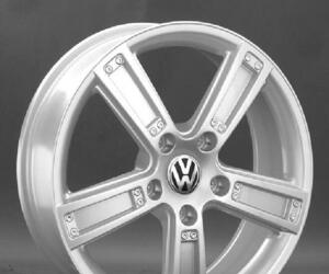 Автомобильный диск литой Replay VV62 8x18 5/130 ET 53 DIA 71,6 Sil