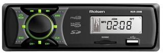 Автопроигрыватель Rolsen RCR-200B