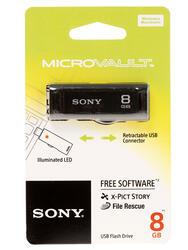 Память USB Flash Sony USM8GR 8 Гб