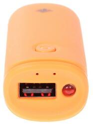Портативный аккумулятор DEXP LongLive 2.6 оранжевый