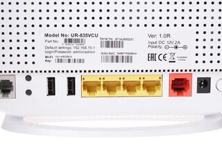 Маршрутизатор ADSL2+ UPVEL UR-835VCU