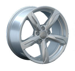 Автомобильный диск Литой Replay A38 8,5x20 5/112 ET 33 DIA 66,6 Sil