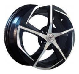 Автомобильный диск Литой NZ SH654 6,5x16 5/114,3 ET 38 DIA 67,1 BKF