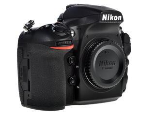 Зеркальная камера Nikon D810 body черный