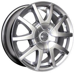 Автомобильный диск Литой K&K Бумеранг 6,5x15 4/100 ET 45 DIA 67,1 графит