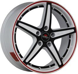 Автомобильный диск Литой Yokatta MODEL-11 6,5x16 5/114,3 ET 40 DIA 66,1 W+B+RS+BSI