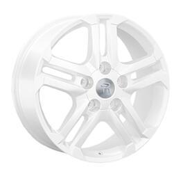 Автомобильный диск литой Replay TY54 8,5x20 5/112 ET 43 DIA 57,1 White