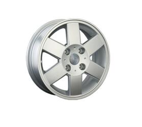 Автомобильный диск литой Replay GN4 6x15 4/114,3 ET 44 DIA 56,6 Sil