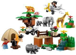 Конструктор LEGO DUPLO Фотосафари 6156