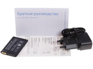Сотовый телефон Nokia 130 DS черный