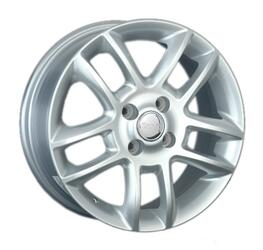 Автомобильный диск литой Replay TY181 6x15 4/100 ET 45 DIA 54,1 Sil