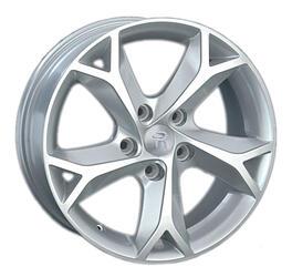 Автомобильный диск литой Replay PG43 6,5x16 5/114,3 ET 38 DIA 67,1 Sil