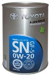 Моторное масло Toyota (Orig.Japan) 0W20 08880-10506