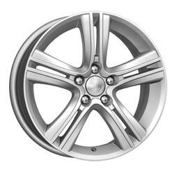 Автомобильный диск литой K&K Борелли 6x15 5/114,3 ET 39 DIA 67,1 Блэк платинум