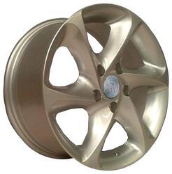 Автомобильный диск литой Replay EM1 7x16 5/114,3 ET 45 DIA 54,1 Sil