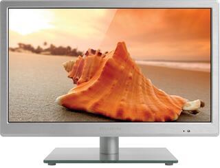 "19"" (48 см)  LED-телевизор Rubin RB-19SE5SR серебристый"