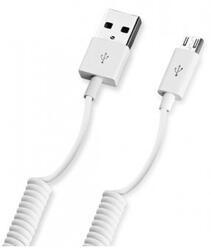 Кабель Deppa USB - micro USB белый