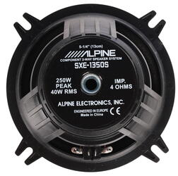 Компонентная АС Alpine SXE-1350S
