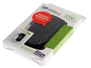Портативный аккумулятор GP GPGP352B черный