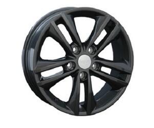 Автомобильный диск литой Replay NS54 6,5x17 5/114,3 ET 45 DIA 66,1 GM