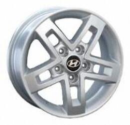 Автомобильный диск Литой LegeArtis HND104 6x15 5/114,3 ET 46 DIA 67,1 Sil