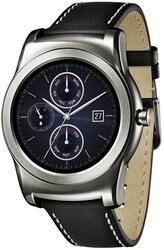 Смарт-часы LG Watch Urbane W150 серебристый