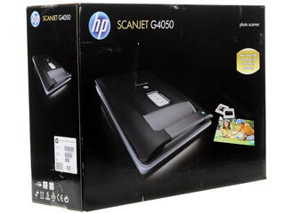 Сканер HP ScanJet G4050
