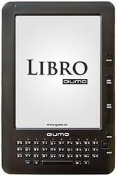 "Электронная книга QUMO Libro II  Black 6"""