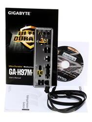 Материнская плата GIGABYTE GA-H97M-HD3