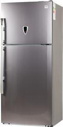 Холодильник с морозильником Daewoo Electronics FR4506N серебристый