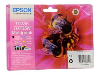 Набор картриджей Epson T0735