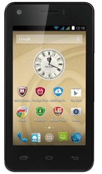 "4"" Смартфон Prestigio Multi-Phone 3405 4 ГБ серый"