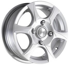 Автомобильный диск Литой Скад Аэро 5x13 4/100 ET 45 DIA 67,1 Селена