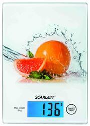 Кухонные весы Scarlett SC-1217 Грейпфрут
