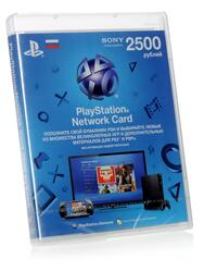 Карта оплаты подписки Playstation Network Card 2500