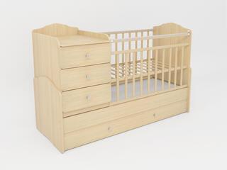 Кроватка-трансформер СКВ-9 930015