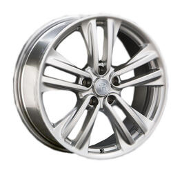 Автомобильный диск литой Replay INF9 8x18 5/114,3 ET 40 DIA 66,1 Sil
