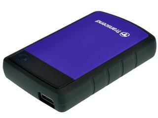 "2.5"" Внешний HDD Transcend StoreJet 25H3 [TS2TSJ25H3P]"