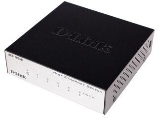 Коммутатор D-Link DES-1005D/RU