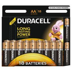Батарейка Duracell LR06-18BL
