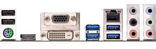 Плата Asrock H97 Pro4 Socket-1150 Intel H97 DDR3 ATX AC`97 8ch(7.1) GbLAN SATA3 RAID VGA+DVI+HDMI