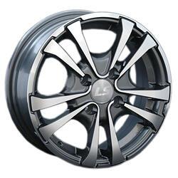 Автомобильный диск Литой LS 309 6x15 4/100 ET 45 DIA 73,1 GMF