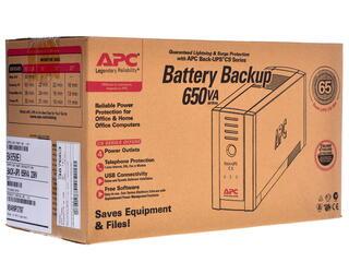 ИБП APC Back-Up CS 650VA [BK650EI]