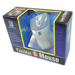 Мышь проводная A4Tech WWW-31
