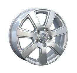 Автомобильный диск литой Replay VV75 6,5x16 5/120 ET 62 DIA 65,1 Sil