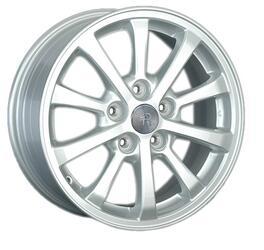 Автомобильный диск литой Replay MI77 6,5x16 5/114,3 ET 46 DIA 67,1 Sil